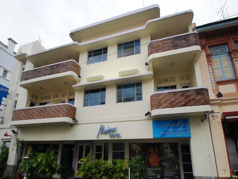 โรงแรมมาดราส @ เท็กกะ (Madras Hotel @ Tekka)