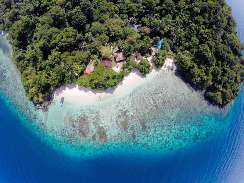Hotell Murex Dive Bangka Resort