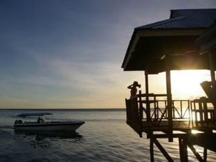 My Scuba Diver's Mabul Homestay Semporna - View