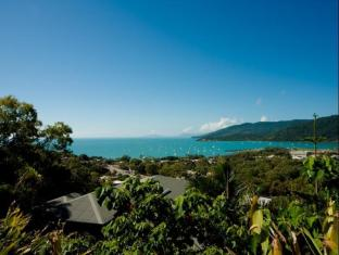 Sea Star Apartments Whitsunday Islands - View from balcony