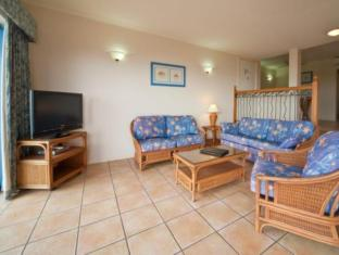 Sea Star Apartments Whitsunday Islands - Living area