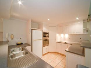 Sea Star Apartments Whitsunday Islands - Fully self contained kitchen