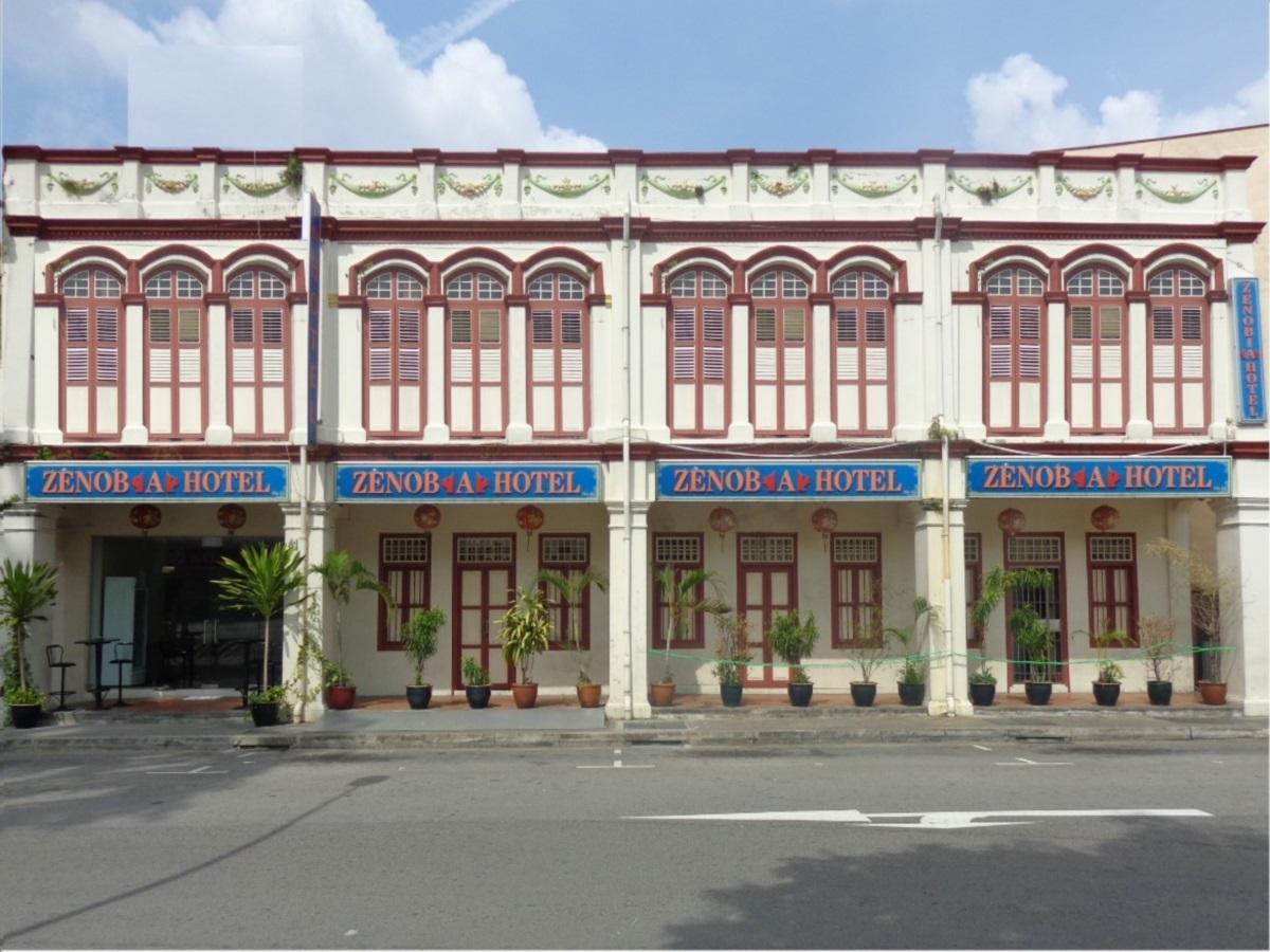 โรงแรมเซโนเบีย (Zenobia Hotel)