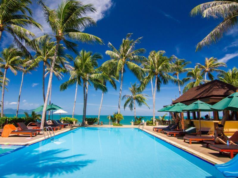 Hotell Cocopalm Beach Resort i , Samui. Klicka för att läsa mer och skicka bokningsförfrågan