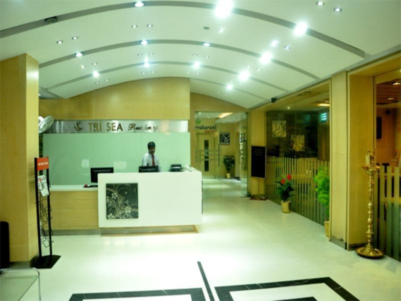 Tri Sea Residency - Hotell och Boende i Indien i Chennai
