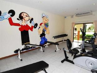 Getaway Resort Lake Mabprachan Pattaya - Fitness with Popeye and Olive