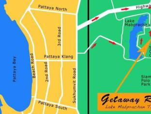 Getaway Resort Lake Mabprachan Pattaya - View
