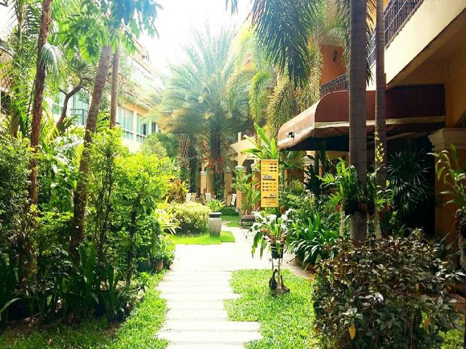 ピーマン ガーデン ホテル5