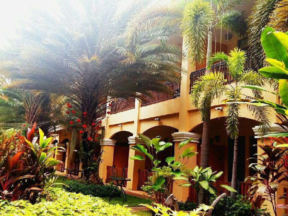 ピーマン ガーデン ホテル7