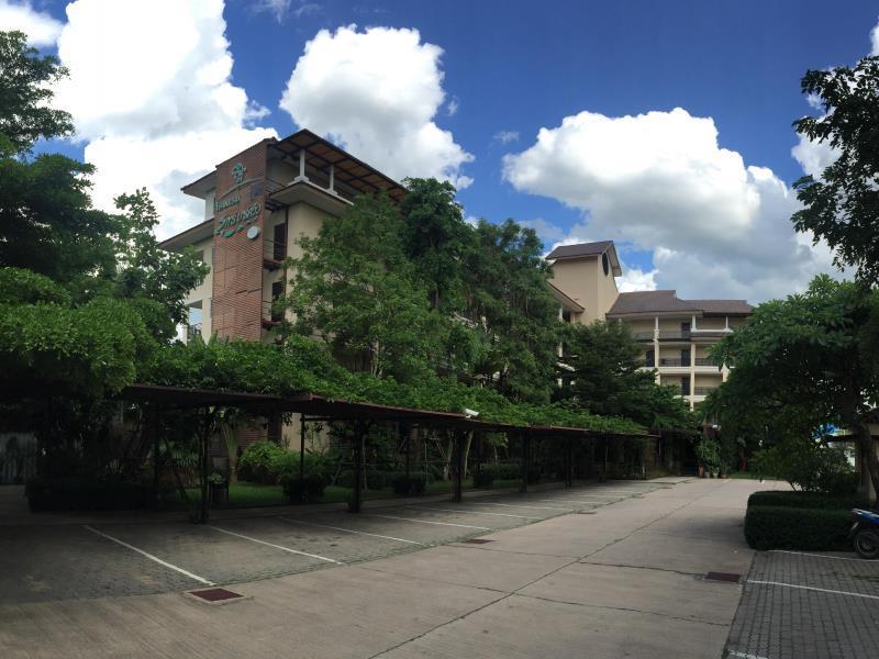 Hotell Suparee Parkview i , Khon Kaen. Klicka för att läsa mer och skicka bokningsförfrågan