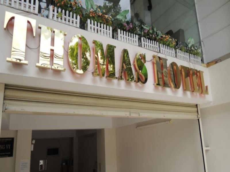 Thomas Hotel - Hotell och Boende i Vietnam , Da Nang