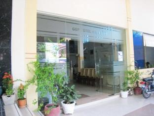 GGP Hotel Phnom Penh - Entrance