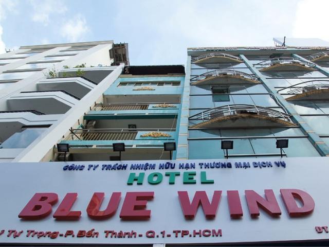 BlueWind Hotel - Hotell och Boende i Vietnam , Ho Chi Minh City