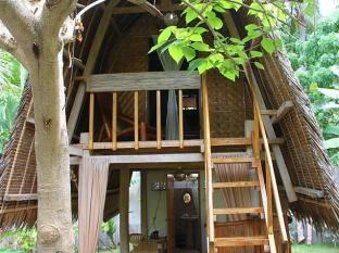 Alumbung Tropical Living Bohol - Balkong/terrass