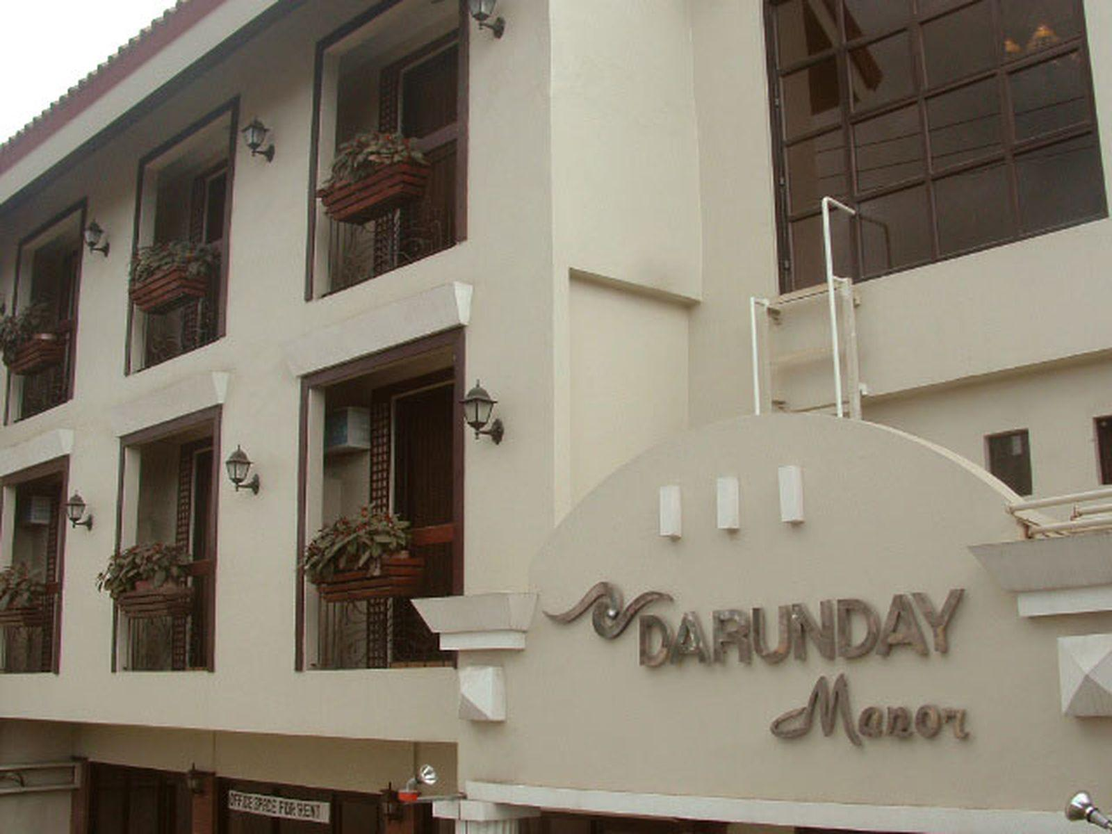 Darunday Manor Bohol - Utsiden av hotellet