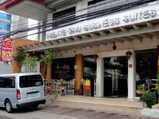 Fuente Oro Business Suites Cebu City - Bejárat