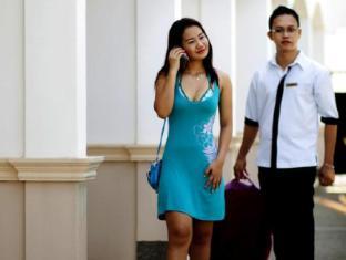 Panglao Regents Park Bohol - Otelin Dış Görünümü