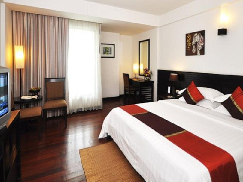 Hotell Trung Nam Hai Hotel
