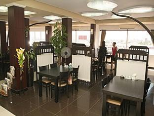 Grand Plaza Hotel Phnom Penh Phnom Penh - Ristorante