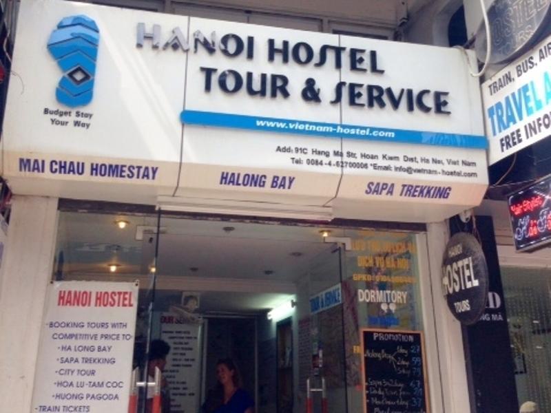 Hotell Hanoi Hostel