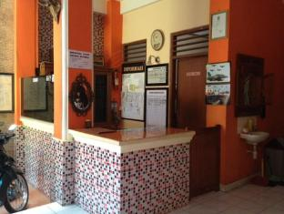 Merapi Hotel Yogyakarta - Reception