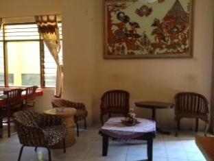 Merapi Hotel Yogyakarta - Lobby
