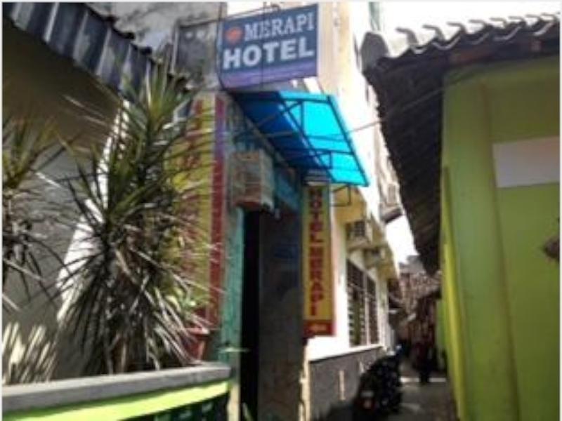 Merapi Hotel Yogyakarta - Exterior