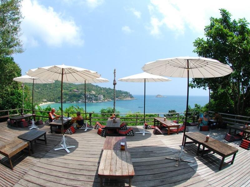 Hotell New Heaven Resort i Thian Og Bay / Sai Dang Beach, Koh Tao (Suratthani). Klicka för att läsa mer och skicka bokningsförfrågan