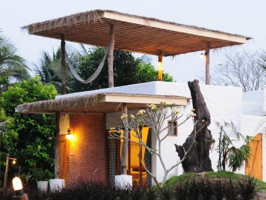 พอเพลิน ฮิป รีสอร์ท แอท สวนผึ้ง : ที่พักสวนผึ้ง จ.ราชบุรี