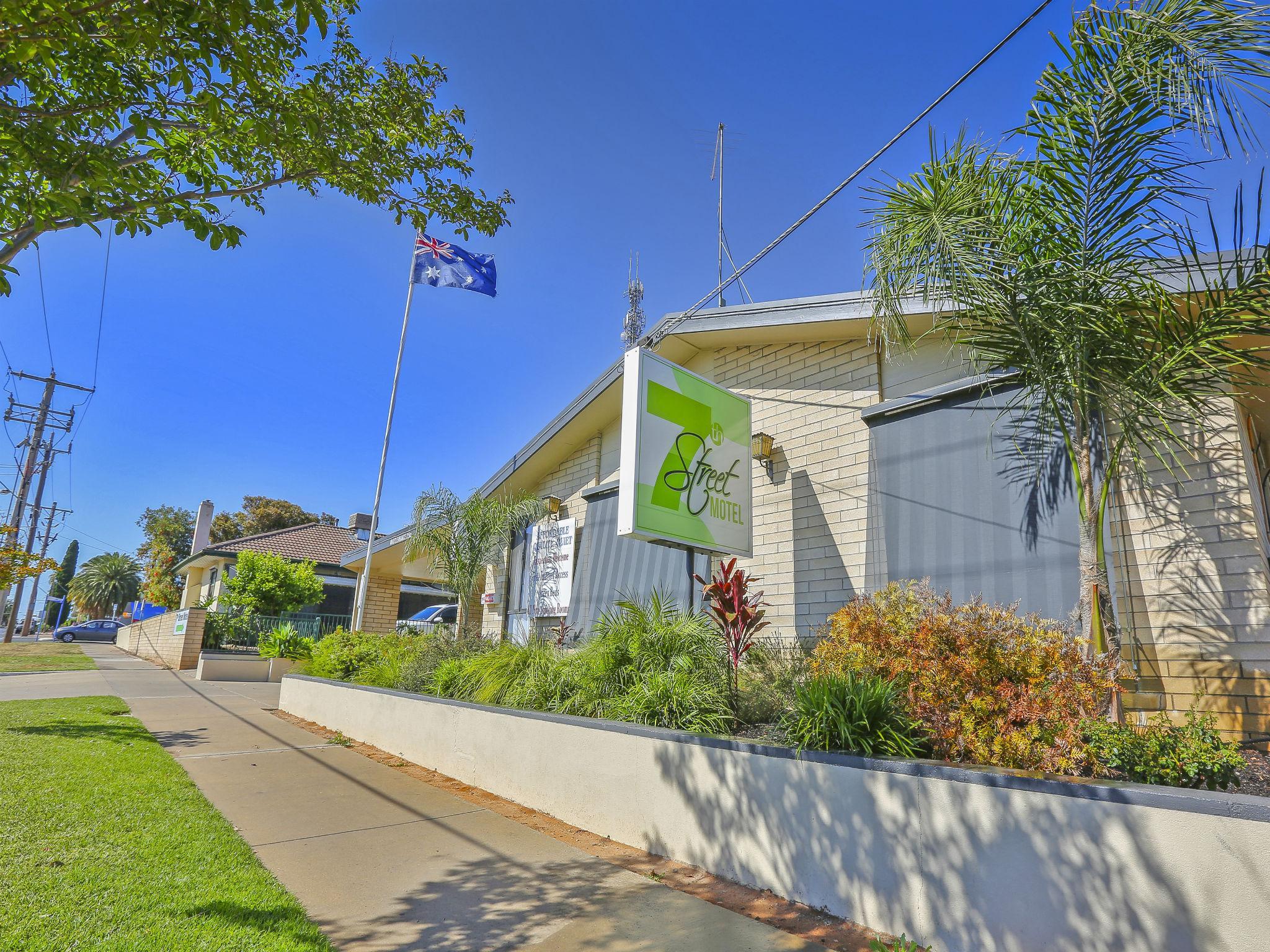7th Street Motel - Hotell och Boende i Australien , Mildura