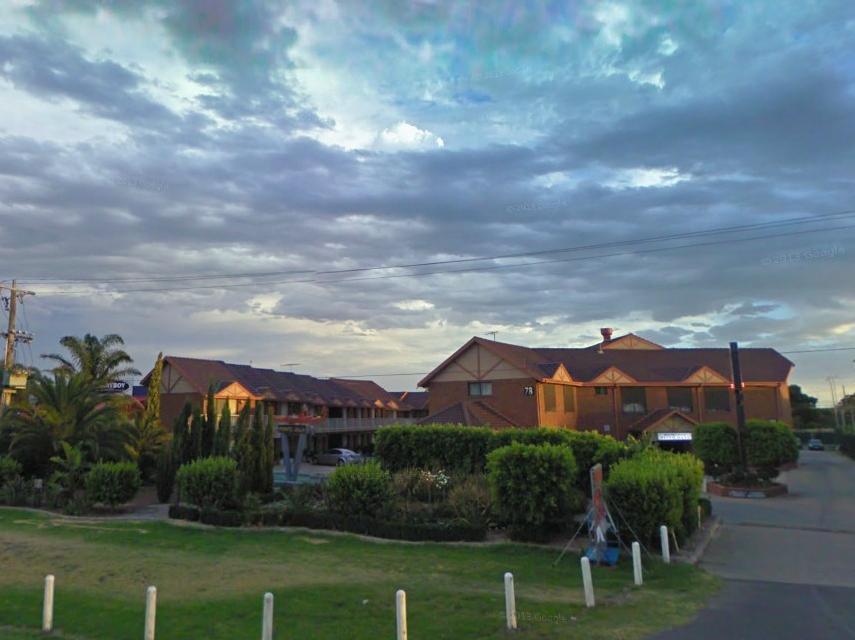 Monte Villa Motor Inn - Hotell och Boende i Australien , Melbourne