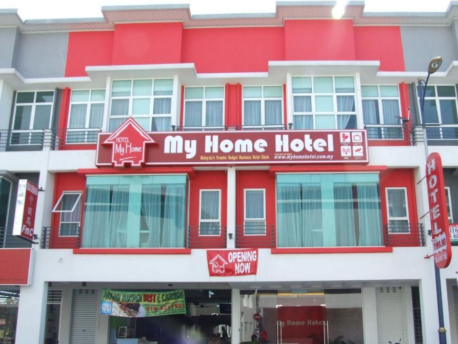 My Home Hotel Prima Sri Gombak - Hotels and Accommodation in Malaysia, Asia