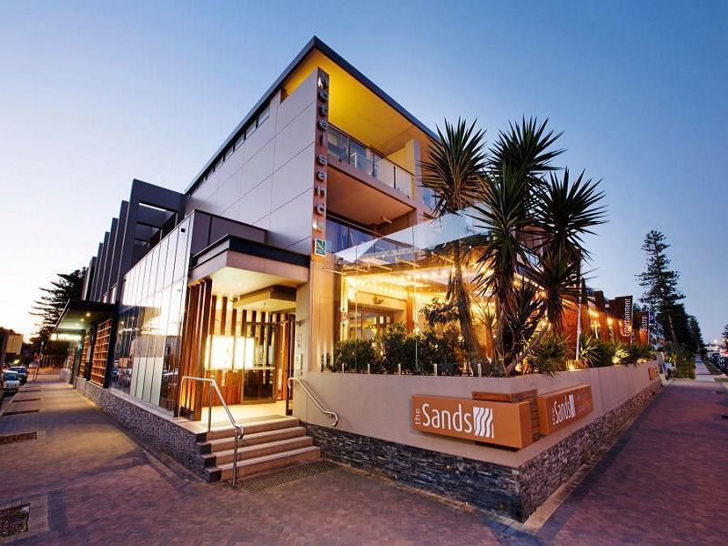 Quality Hotel Sands - Hotell och Boende i Australien , Sydney