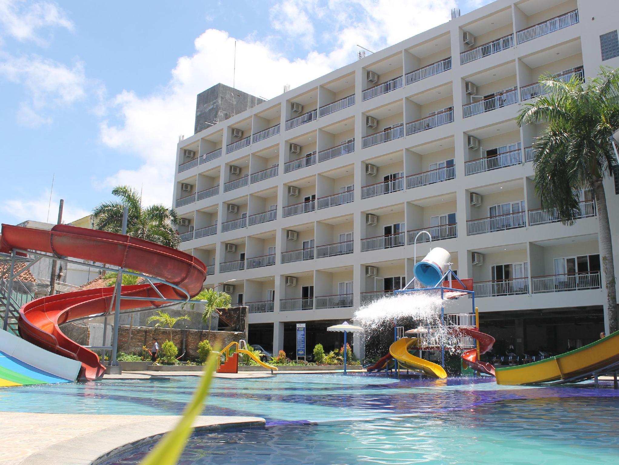 Aquarium Hotel Pangandaran Indonesia Great Discounted