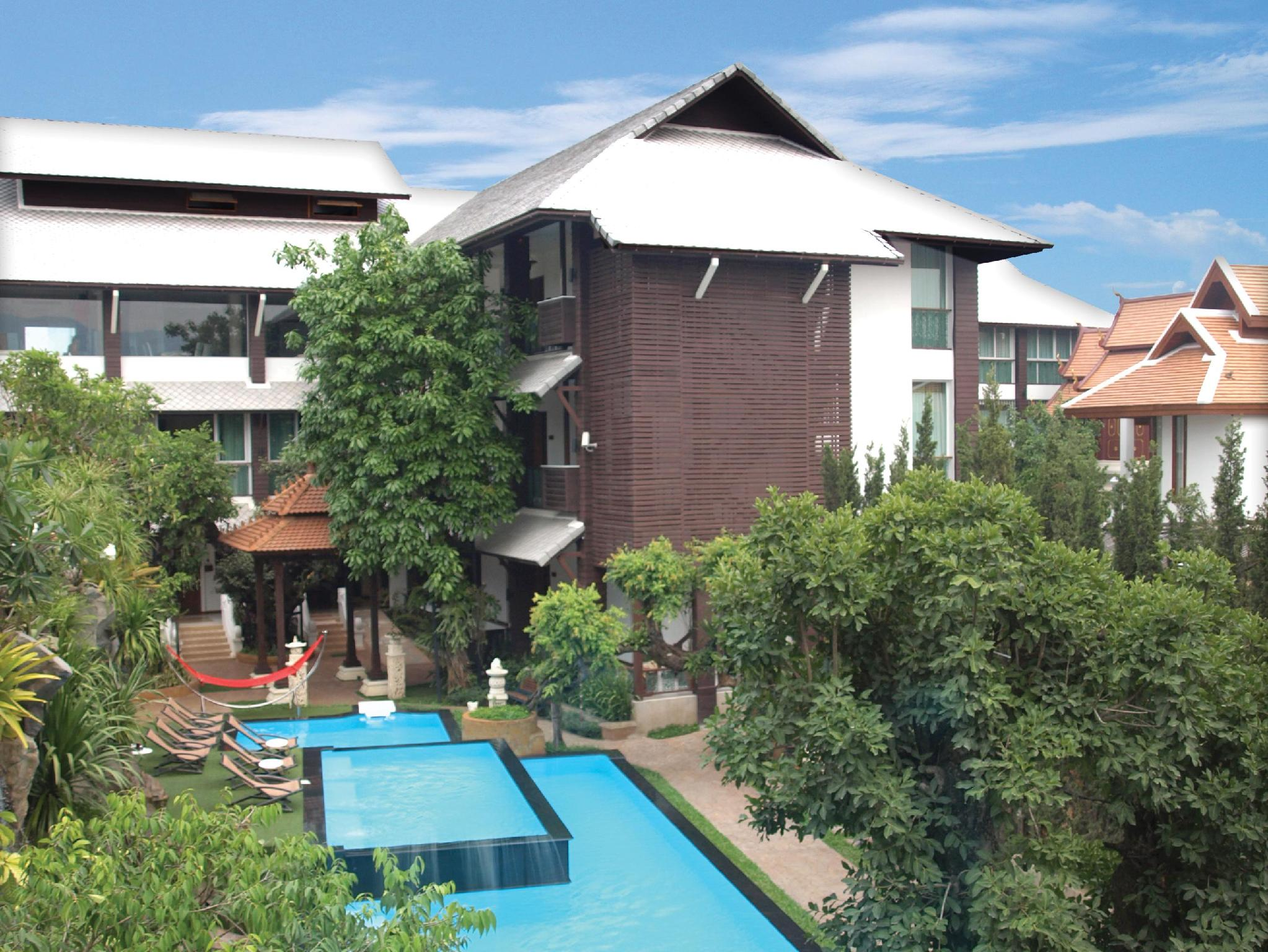 Kodchasri Thani Hotel - Hotels and Accommodation in Thailand, Asia