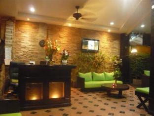 Mau-I Hotel Patong بوكيت - مكتب إستقبال