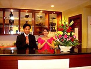 Orussey Hotel Phnom Pénh - recepcija