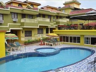San Joao Holiday Homes - Hotell och Boende i Indien i Goa