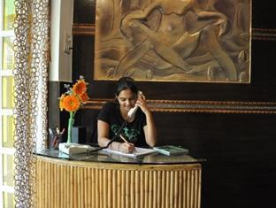 San Joao Holiday Homes South Goa - Spa Reception