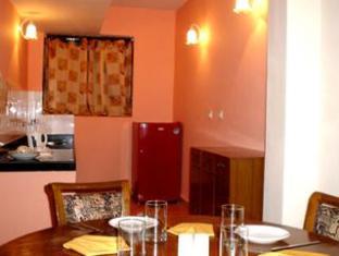 San Joao Holiday Homes South Goa - Kitchen Area