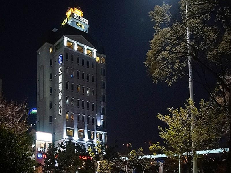Castle Beach Hotel - Hotels and Accommodation in South Korea, Asia