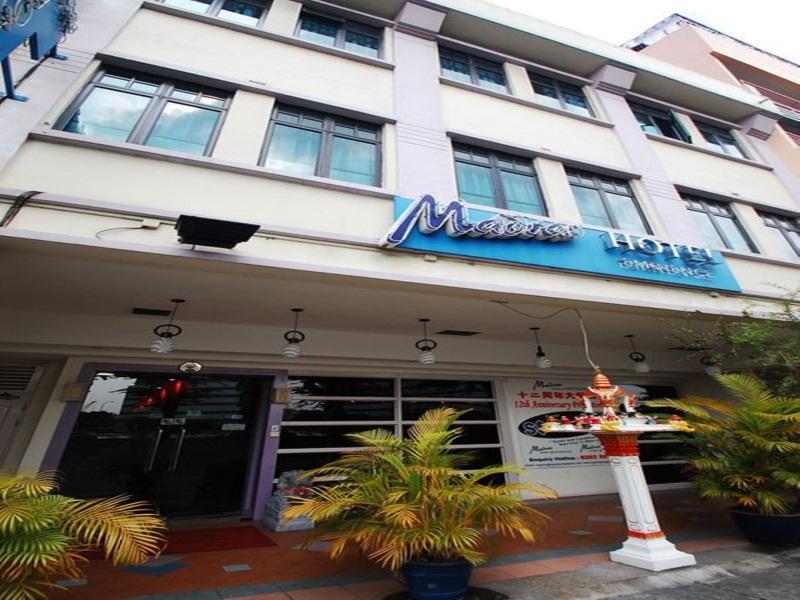 โรงแรมมาดราส แอท อิมิเนนซ์ (Madras Hotel @ Eminence)