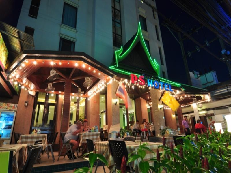 P.S Hotel - Hotels and Accommodation in Thailand, Asia