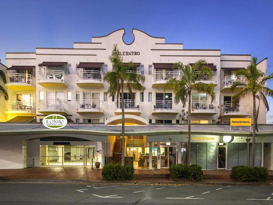 Il Centro Apartments - Hotell och Boende i Australien , Cairns
