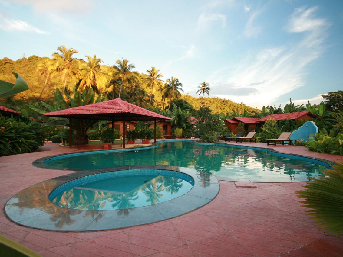The Fern Gardenia Resort - Hotell och Boende i Indien i Goa