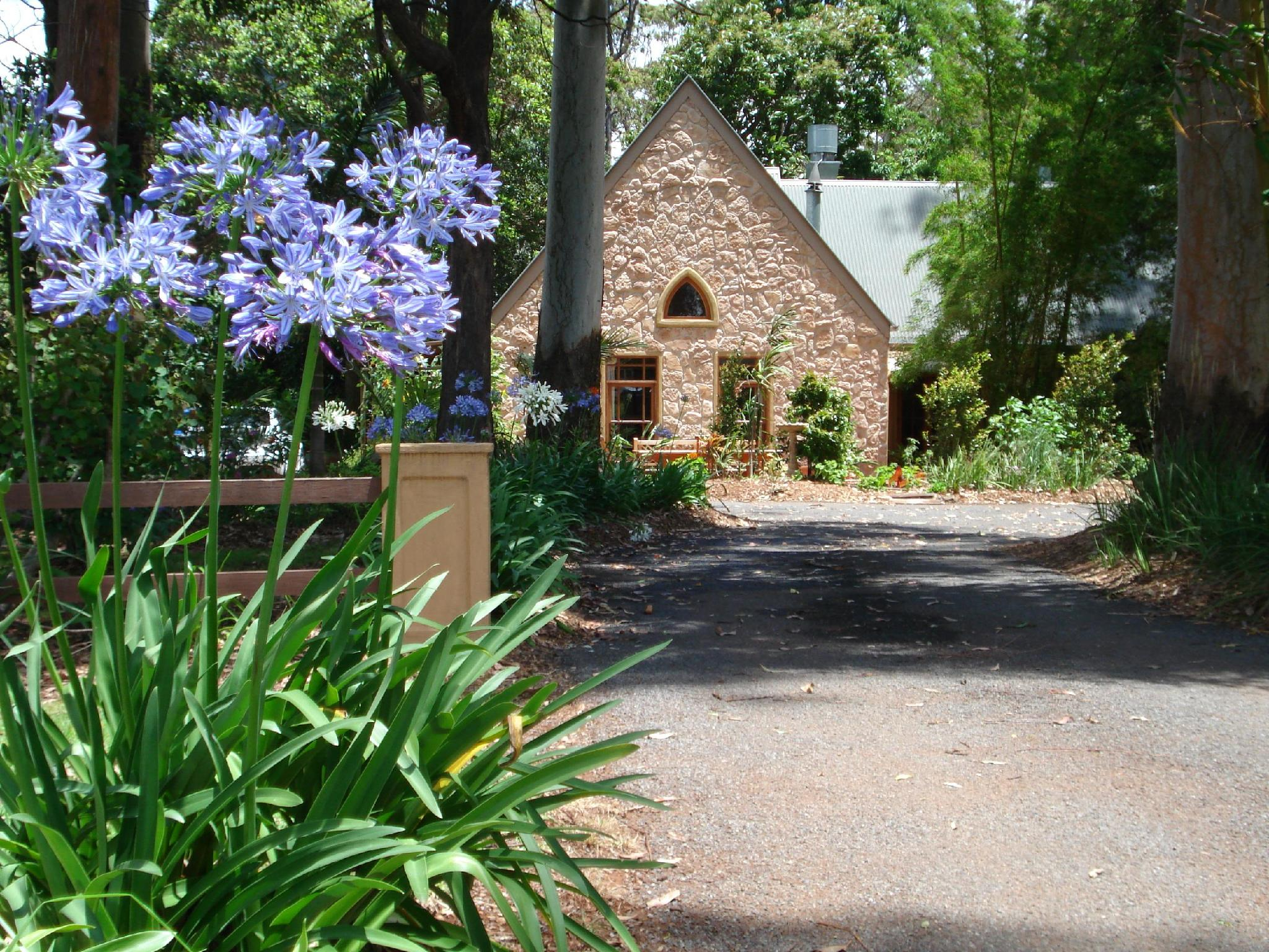 Cottages at Witches Falls - Hotell och Boende i Australien , Guldkusten