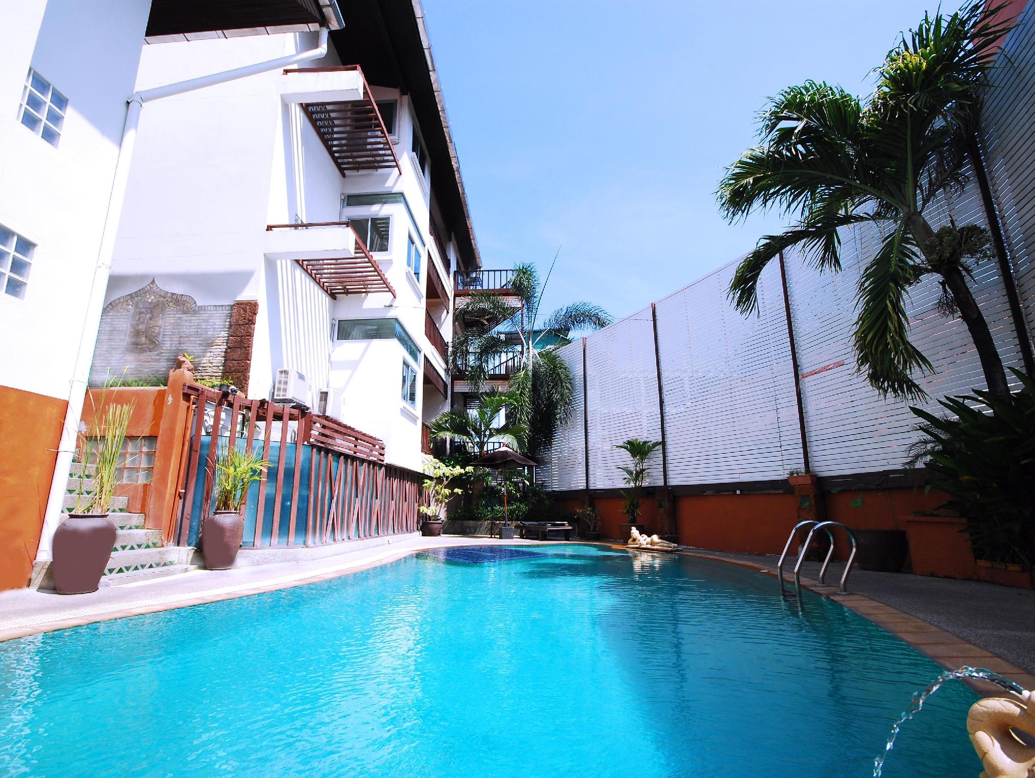 The Album Loft @ Nanai Road - Hotels and Accommodation in Thailand, Asia