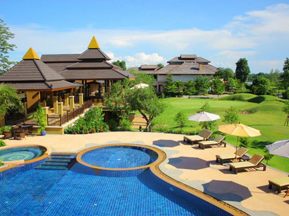 Mae Jo Golf Resort & Spa - Hotels and Accommodation in Thailand, Asia