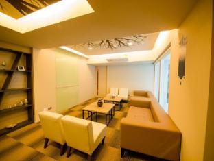 My hotel CMYK @ Ratchada Bangkok - Sala de reuniones