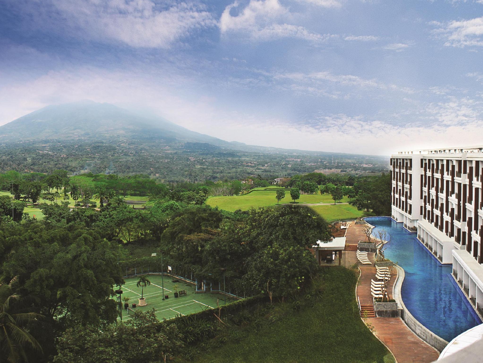 R Hotel Rancamaya - Bogor